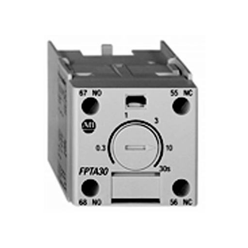 AB 100-FPTA30 Pneumatic Timing Module, ON-Delay (.3 sec. - 30 sec.)