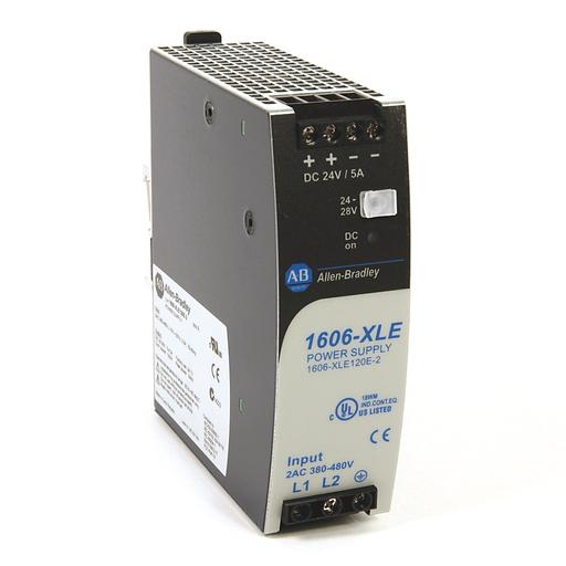 AB 1606-XLE120E-2 2 Phase Input Power Supply