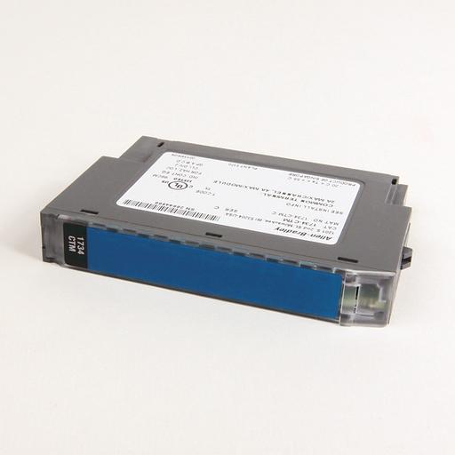 AB 1734-CTM Common Terminal Module. Single-slot 12 mm wide Common Terminal Modules