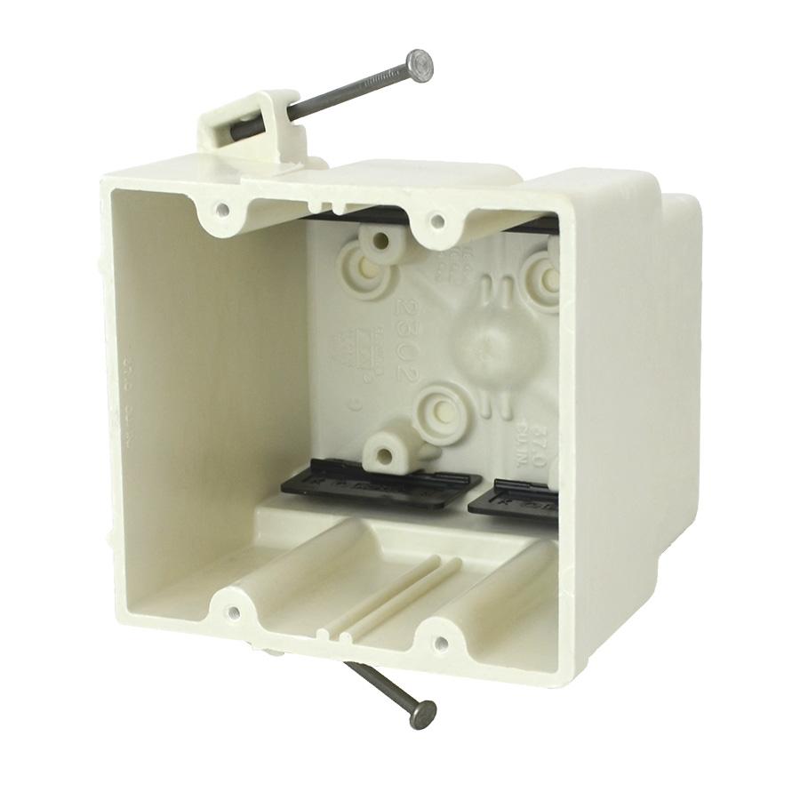 ALLI 2302-N 2-GANG BOX