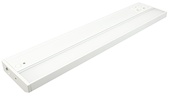"AML 3LC-24-WH WHITE 24"" LED 3-COMPLETE UNDERCOUNTER"