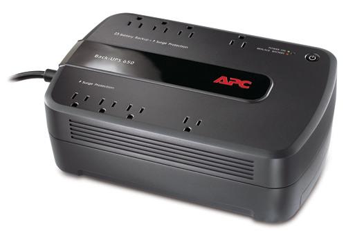 APC Back-UPS 650 BE650G1