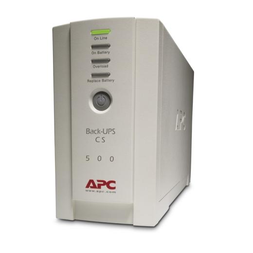 AMERICAN POWER CONVERSION CORP APC Back-UPS 500 (beige) BK500