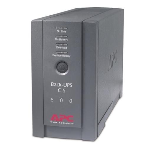 Mayer-APC Back-UPS 500 (black) BK500BLK-1