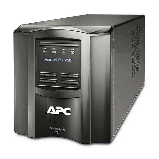 Mayer-APC Smart-UPS 750VA, Tower, LCD 120V with SmartConnect Port SMT750C-1
