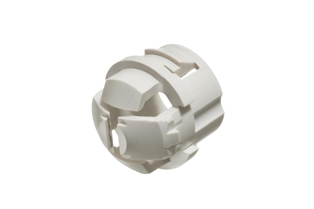 NM94X White Button™ Non-Metallic Push-In Conn...