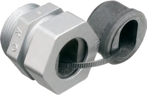 "ARL WTC125 1-1/4"" ZINC SEC CONNECTOR"