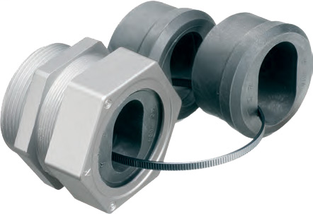 "ARL WTC210 2"" ZINC SEC CONNECTOR"