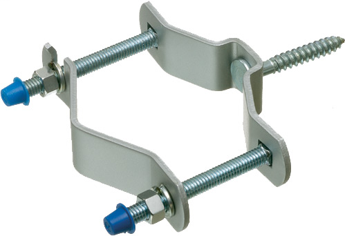 Arlington 620 Pipe Support Clamp with 3 Inch Lag Bolt