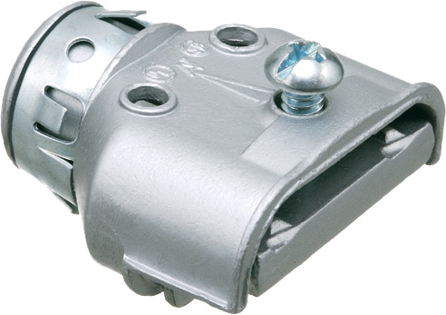 Arlington 846AST 3/8 Inch Duplex Snap-Tite Insulated Connector