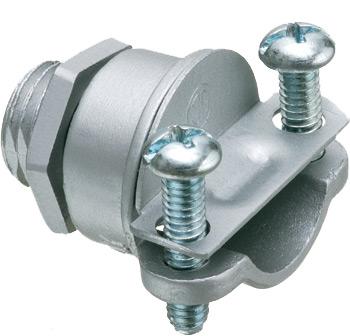 Arlington 4200 3/8 Inch 2 Screw Flex Connector