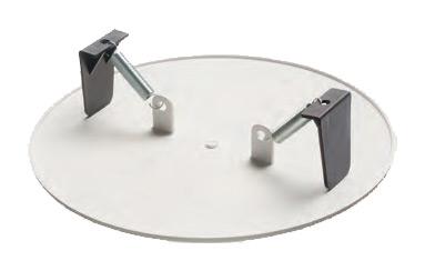 Arlington CP9000 9 Inch White Cover Plate