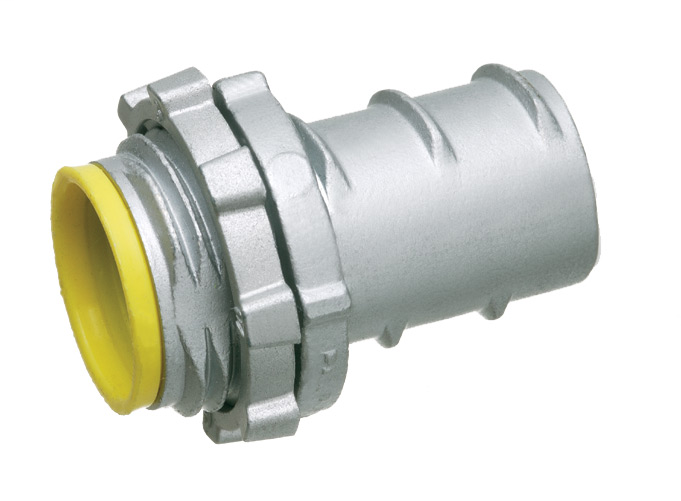 Arlington GF75A 3/4 Inch Insulated Screw In Connector