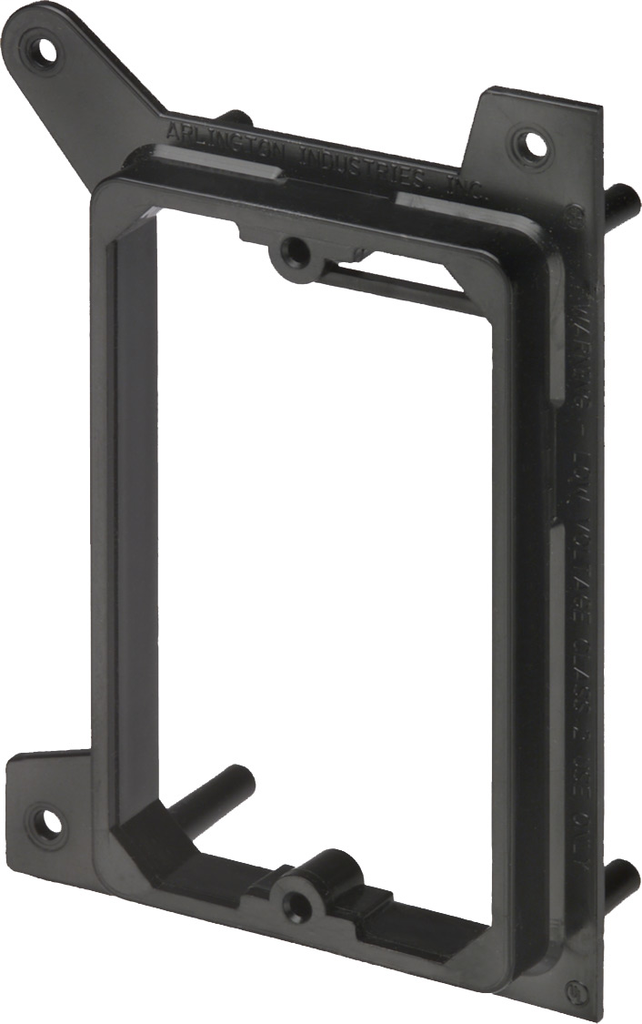 Arlington LVH1 Low Voltage Mounting Bracket
