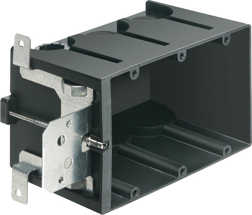 Arlington FA103 Screw Mount Adaptable Box