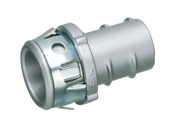 Arlington GF38ST 3/8 Inch Screw In Flex Snap-Tite Connector