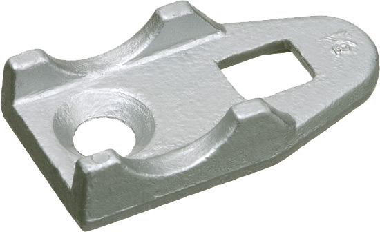 Arlington CB6 2 Inch Clamp Back Spacer