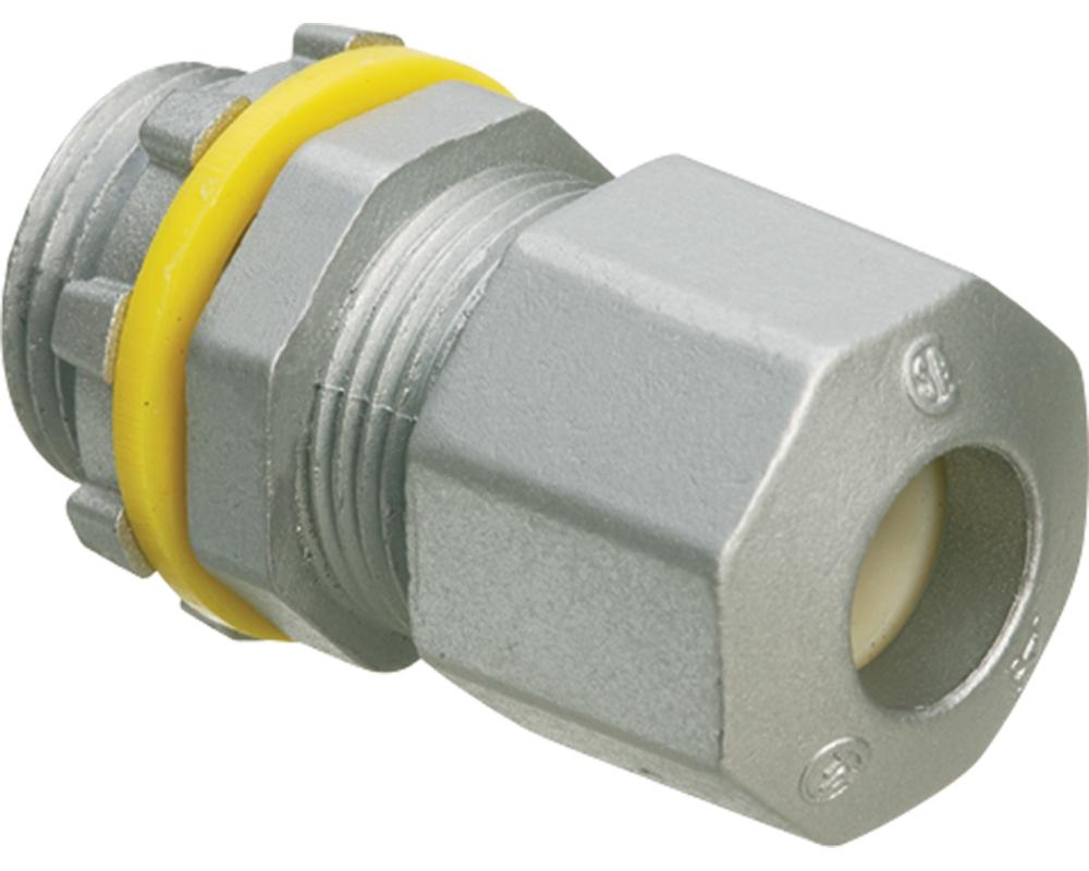 Arlington LPCG50Z .200 Inch to .472 Inch Cord Range 1/2 Inch Cord Grip