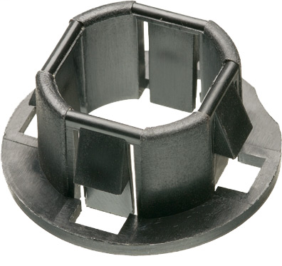 Arlington 4402 50/Pack 1 Inch Snap-In Bushing