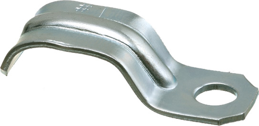 Mayer-1-Hole Steel Strap for service entrance cable, accepts 1, 1/0 or 2/0 wire range-1