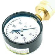 "2.5"" WATER TEST GAUGE 0-300"