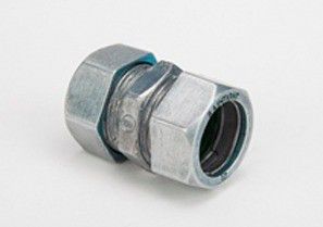 """3/4"""" Raintight Compression Coupling - Made in the U.S."""