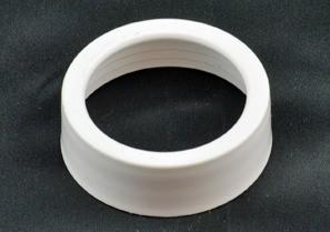 Mayer-Bushing, Insulating, Polyethylene, Trade Size 1 1/2 Inch-1