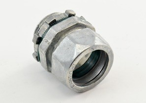 "1/2"" Raintight Compression Connector"
