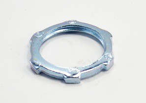 BRID 102-S 3/4 STL CND LOCKNUT TOP 500 ITEM
