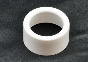 Bushing, Insulating, Polyethylene, Trade Size 1 Inch