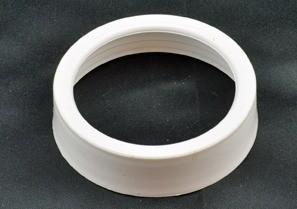 Bushing, Insulating, Polyethylene, Trade Size 2 Inch