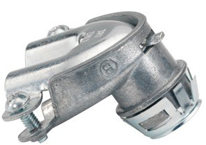 Duplex 90 Degree Snap-In Connector