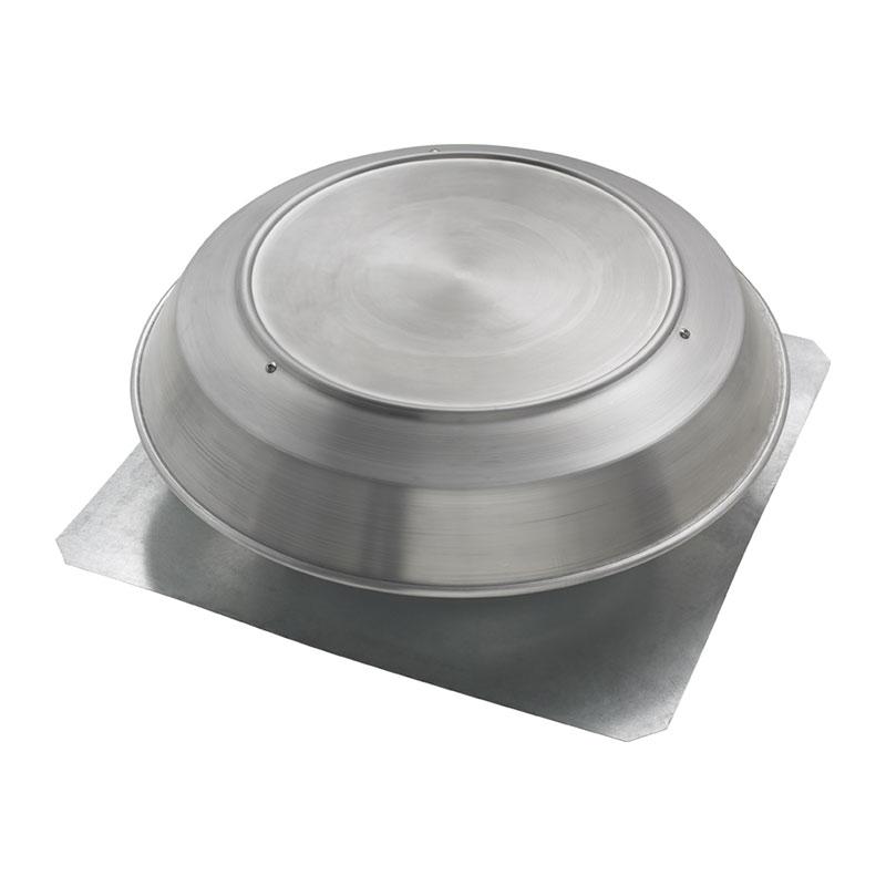 Broan 358 4.3 Amp 120 Volt 1200 CFM 23-1/4 x 8 Inch Aluminum Attic Ventilator