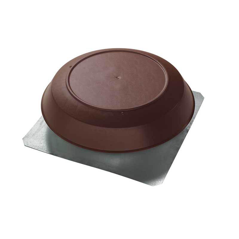 Broan 350BR 3.6 Amp 120 Volt 1050 CFM Brown PVC Roof Mount Powered Attic Ventilator