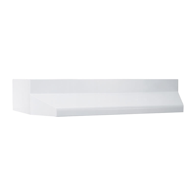 BROAN 372401 White Range Hood Shell