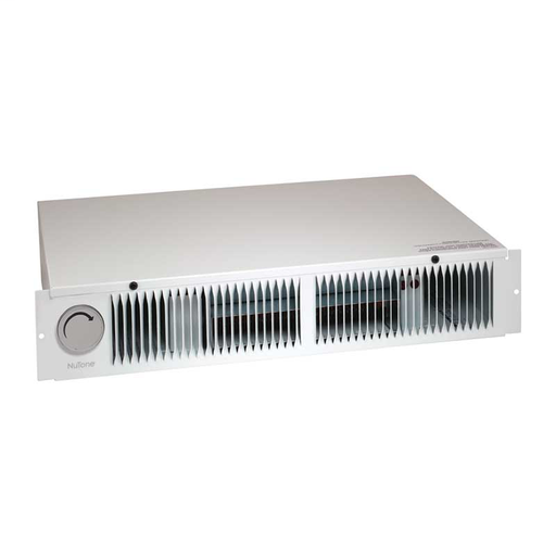 BRO 112 KICKSPACE HEATER 1500W 240V AC 750/1500W 120V AC W/BUILT-I