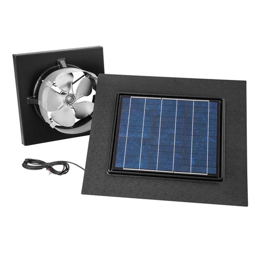 BRO 345GOBK SOLAR POWER VENT