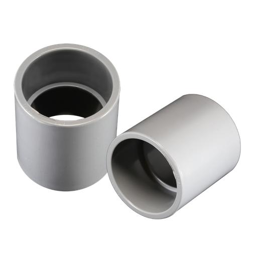 PVC 6141634 6-IN PVC COUPLING