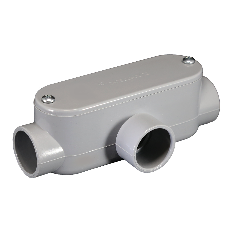 1 in. Conduit Body Type T