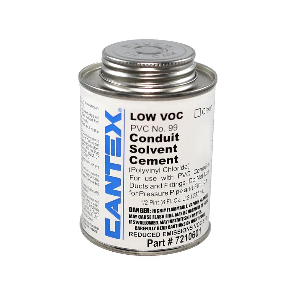 1/2 Pt. PVC Low VOC Cement #99
