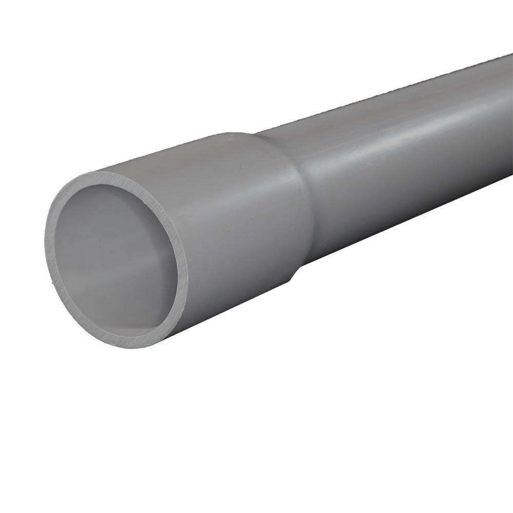 1-1/2 in. x 20 ft. Schedule 80 PVC Conduit