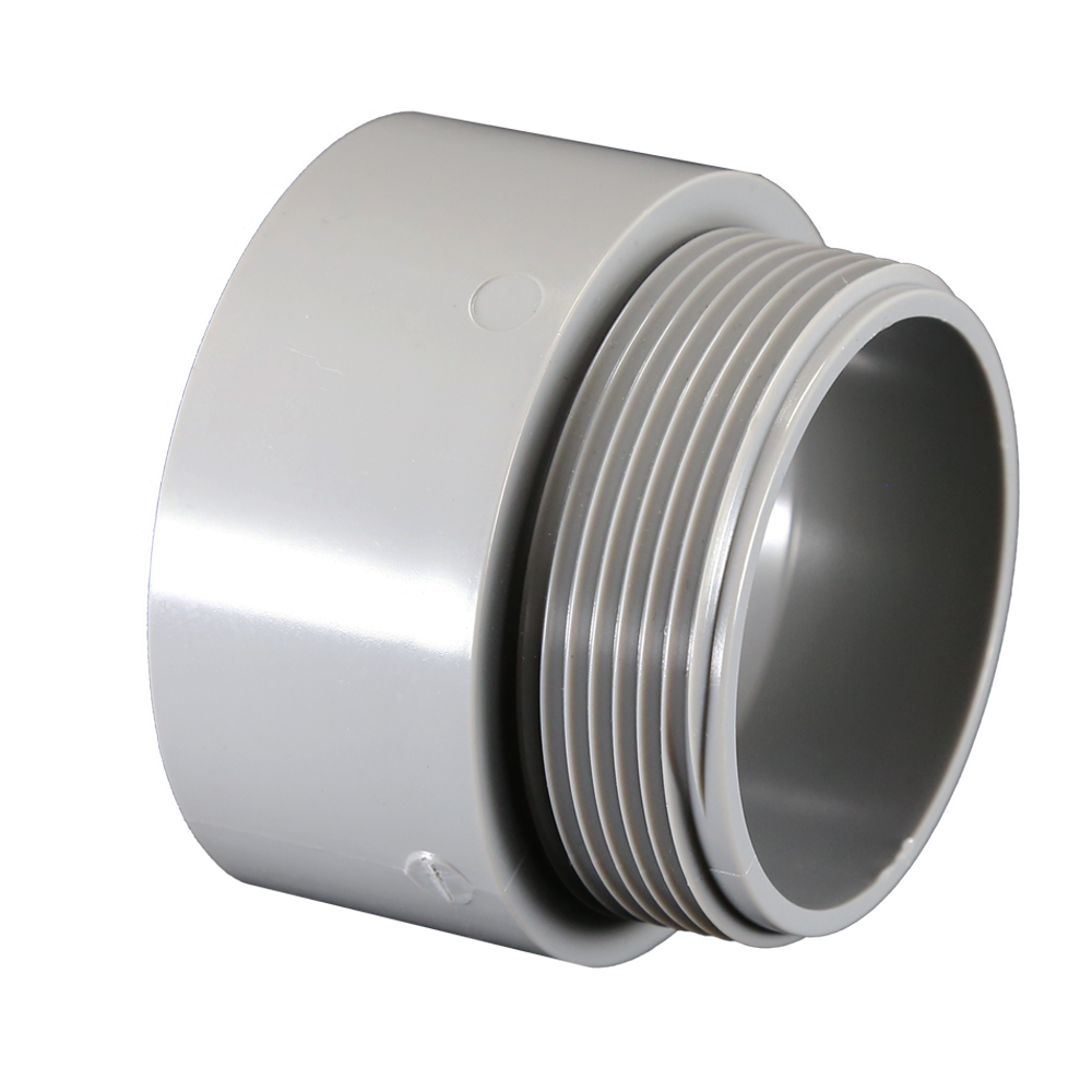 Cantex 5140112 4 Inch UL CT Male Adapter