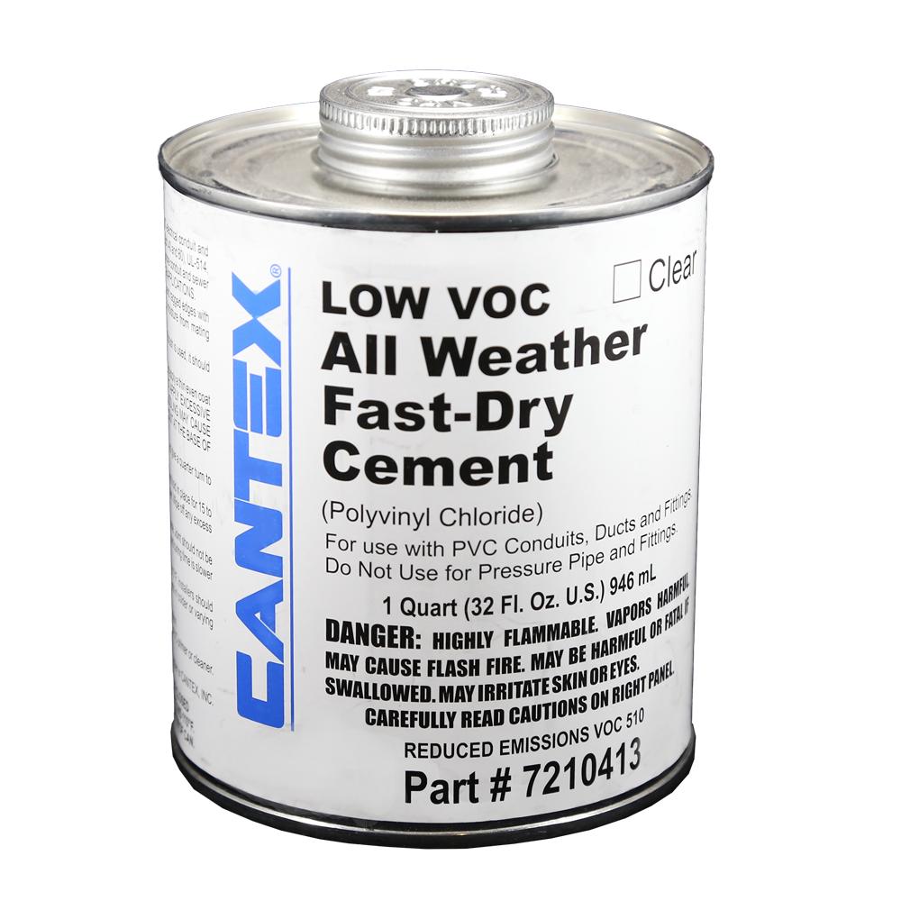 Mayer-1 Qt. PVC All Weather Low VOC Cement-1