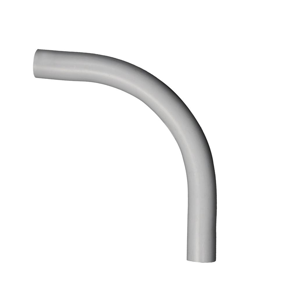 1 in. x 90-Degree Plain End Schedule 40 Standard Radius Elbow