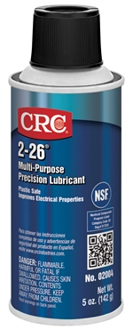 2-26® Multi-Purpose Precision Lubricant, 5 Wt Oz