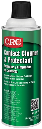 Contact Cleaner & Protectant, 10 Wt Oz