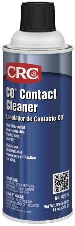 CO® Contact Cleaner, 14 Wt Oz