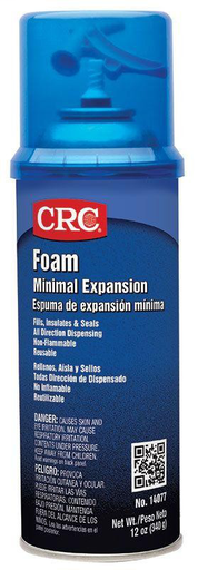 CRC 1004807 (14077) Minimal Expansion Foam Sealant, 16oz Aerosol