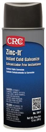 CRC 18412 ZINC IT (MSDS)