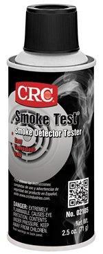 CRC 1003204 (02105) Smoke Detector Tester, 6oz Aerosol